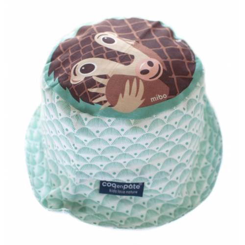 Pangolin sun hat