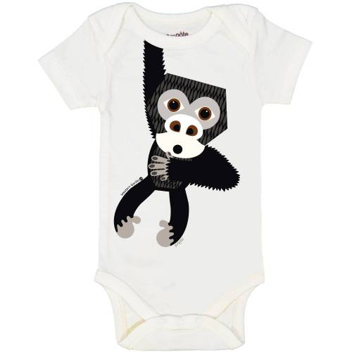 Gorilla short sleeved body