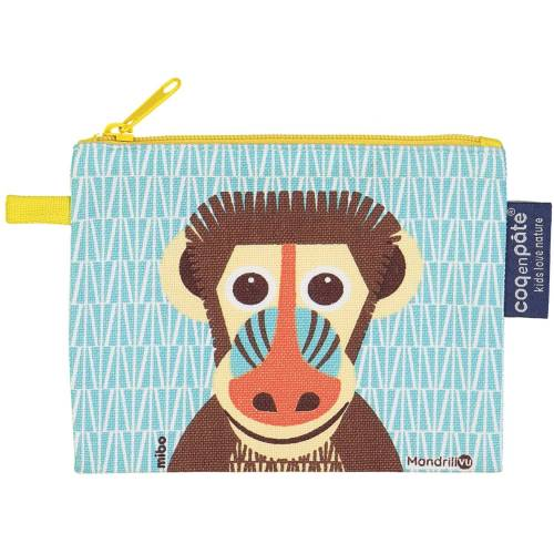 Mandrill purse