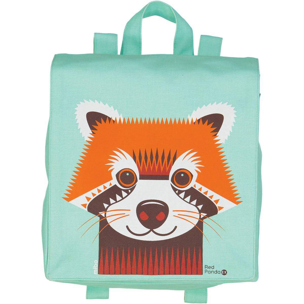 Red panda Backpack