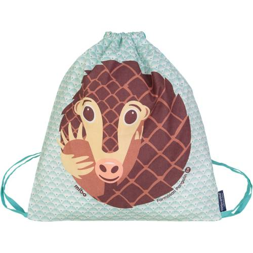 Pangolin activity bag