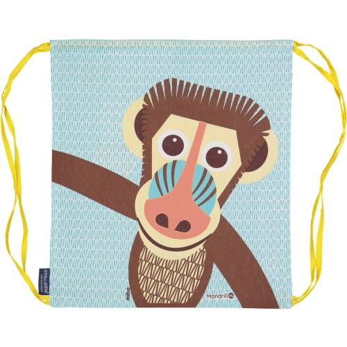 Mandrill activity bag
