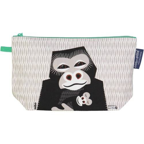 Gorilla pencil case