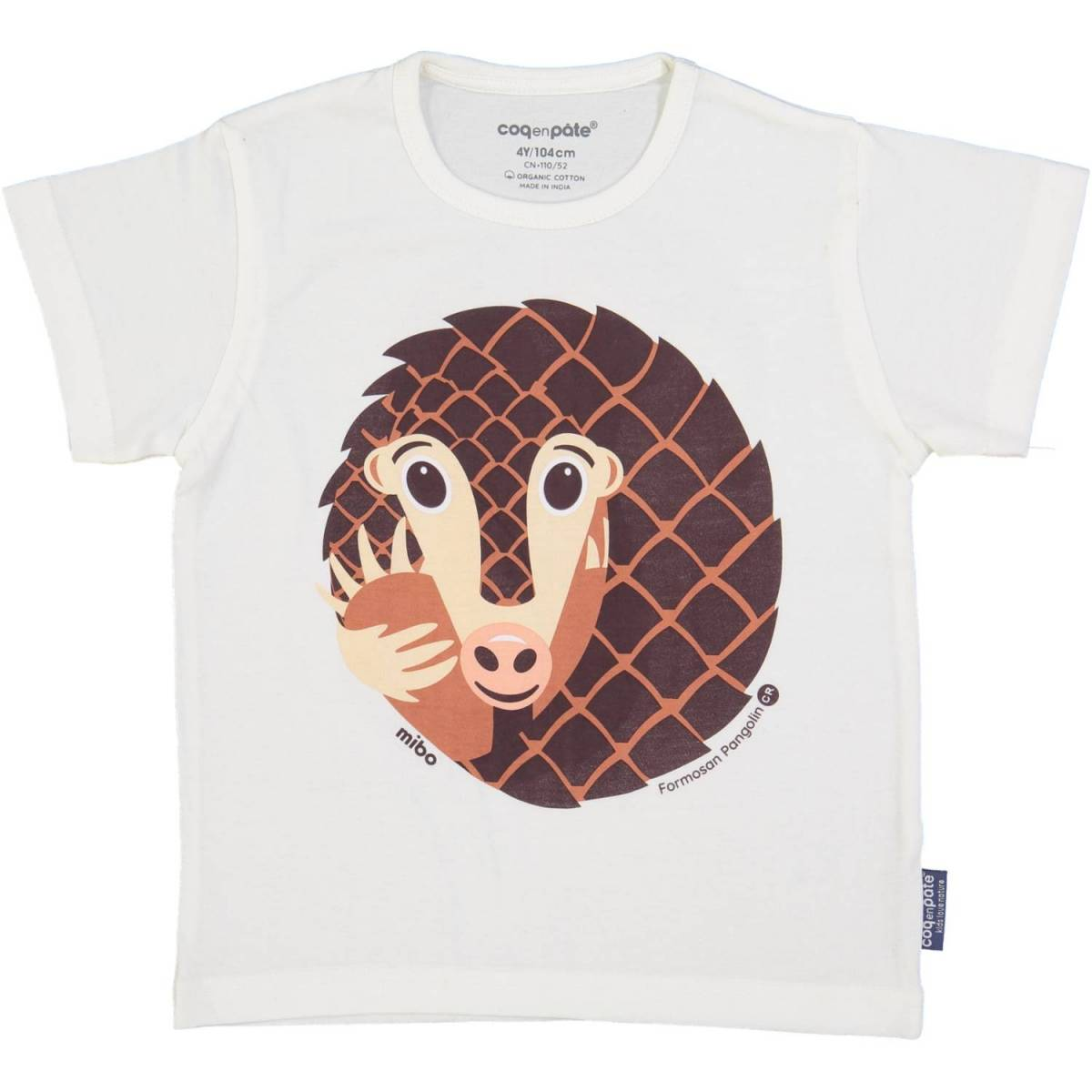 T-shirt pangolin