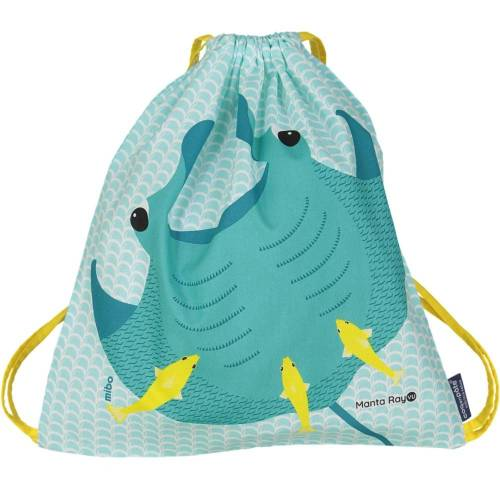 Manta ray activity bag