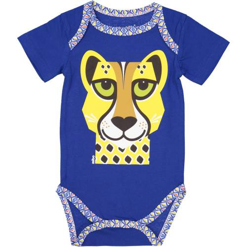 Cheetah short sleeved body