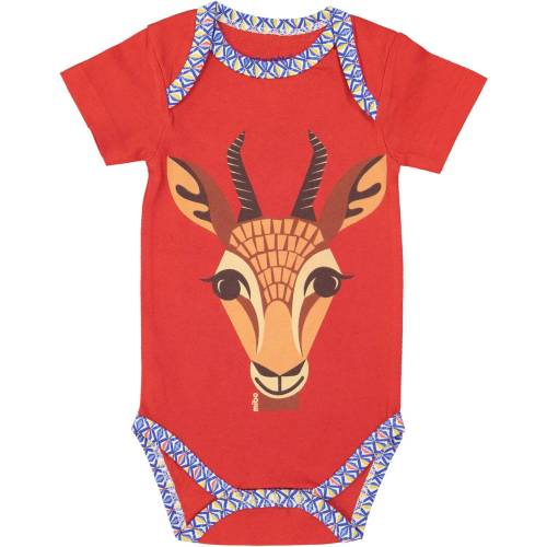 Gazelle short sleeved body