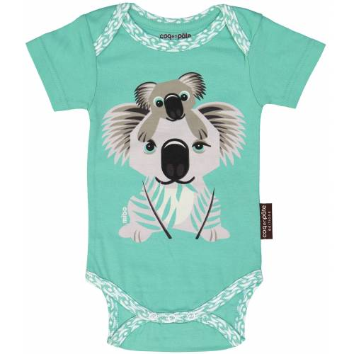 Koala short sleeved body