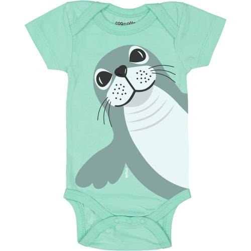Seal short sleeved body