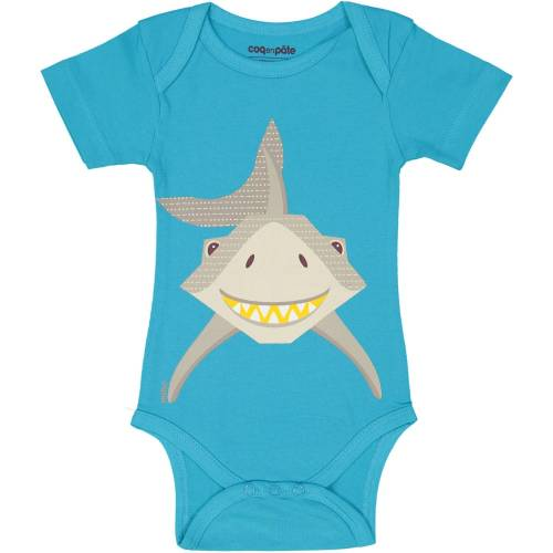Shark short sleeved body