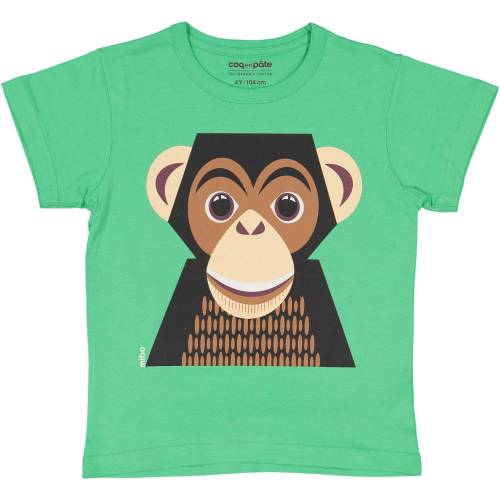 T-shirt Chimpanzé