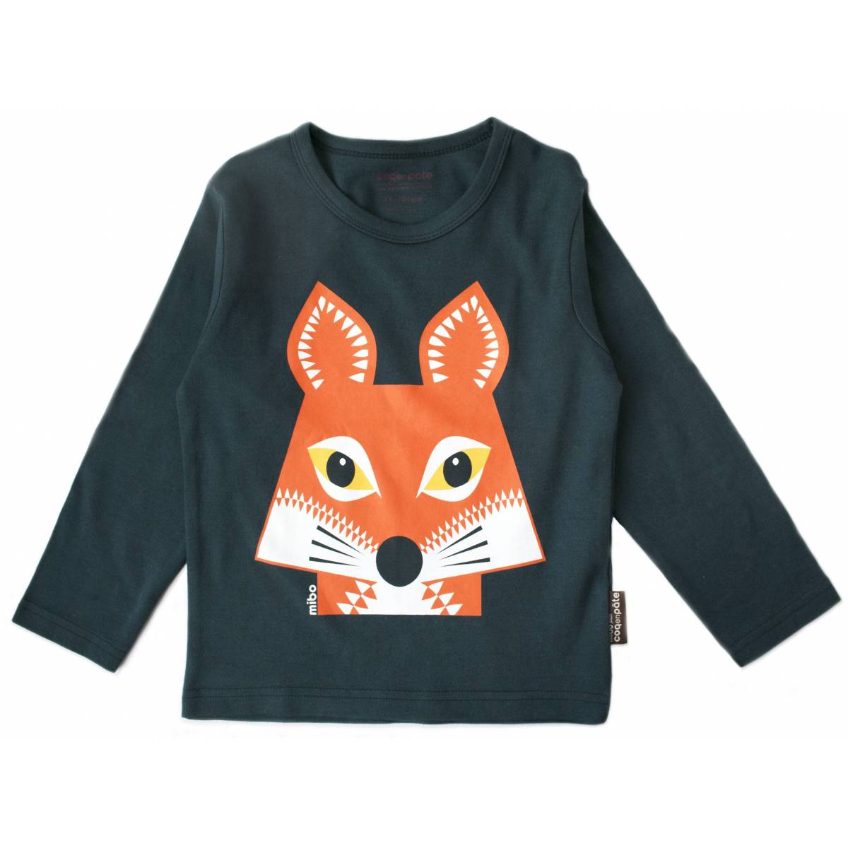 Fox long sleeves t-shirt