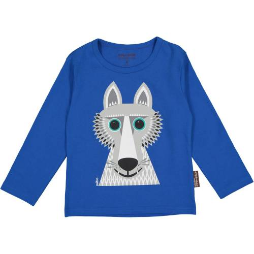 Wolf long sleeves t-shirt