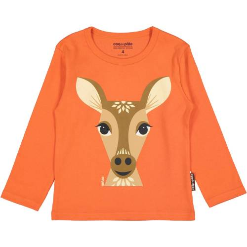 Deer long sleeves t-shirt
