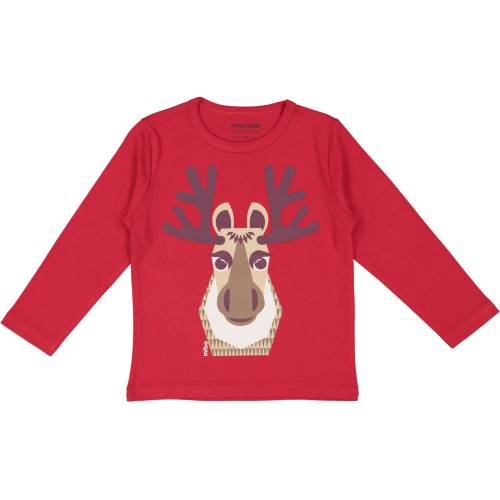 T-shirt manches longues caribou