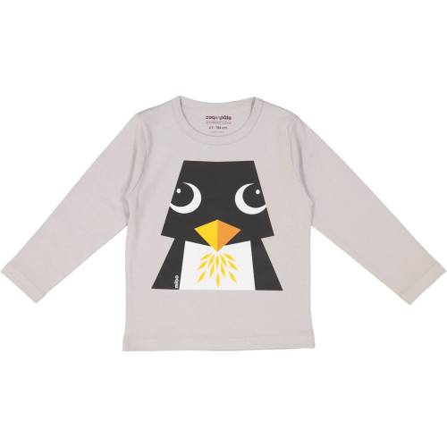 Penguin long sleeves t-shirt