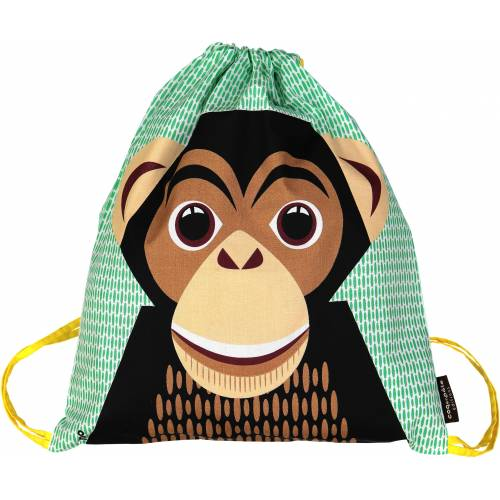 Chimpanzee activity bag