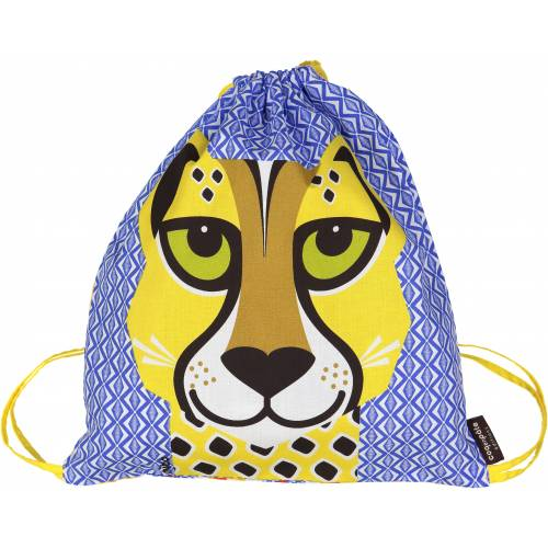 Cheetah activity bag