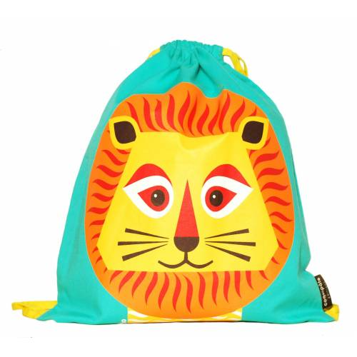 Lion activity bag
