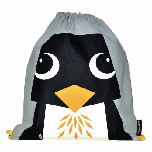 Penguin activity bag