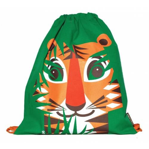 Tiger activity bag