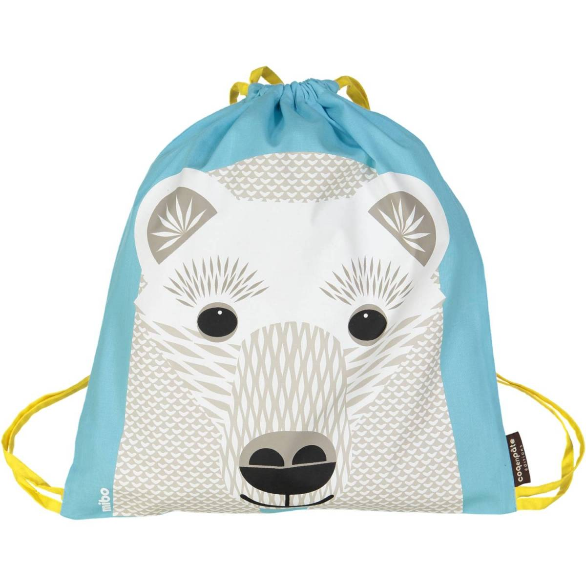 Polar bear activity bag