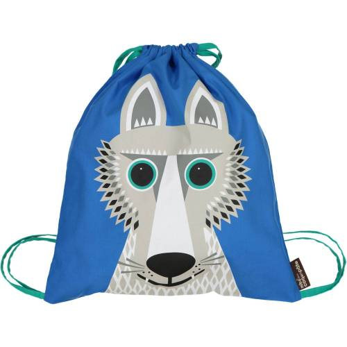 Wolf activity bag