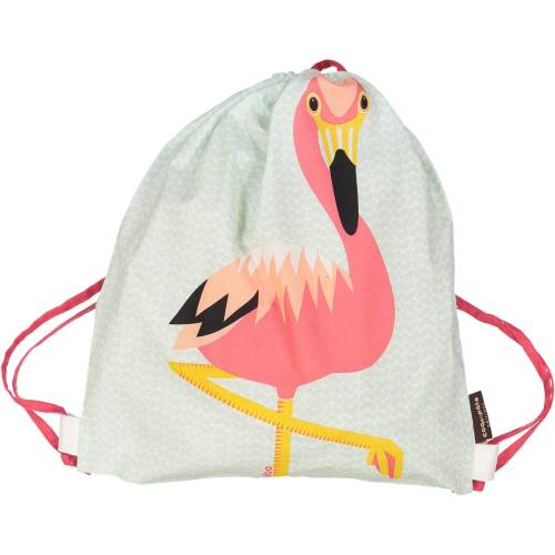 Flamingo activity bag