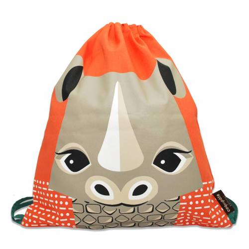 Rhinoceros activity bag