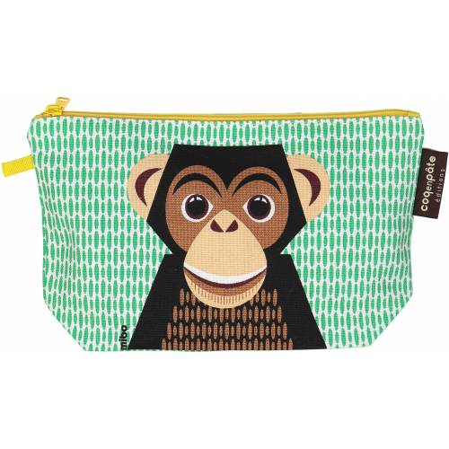 Chimpanzee pencil case