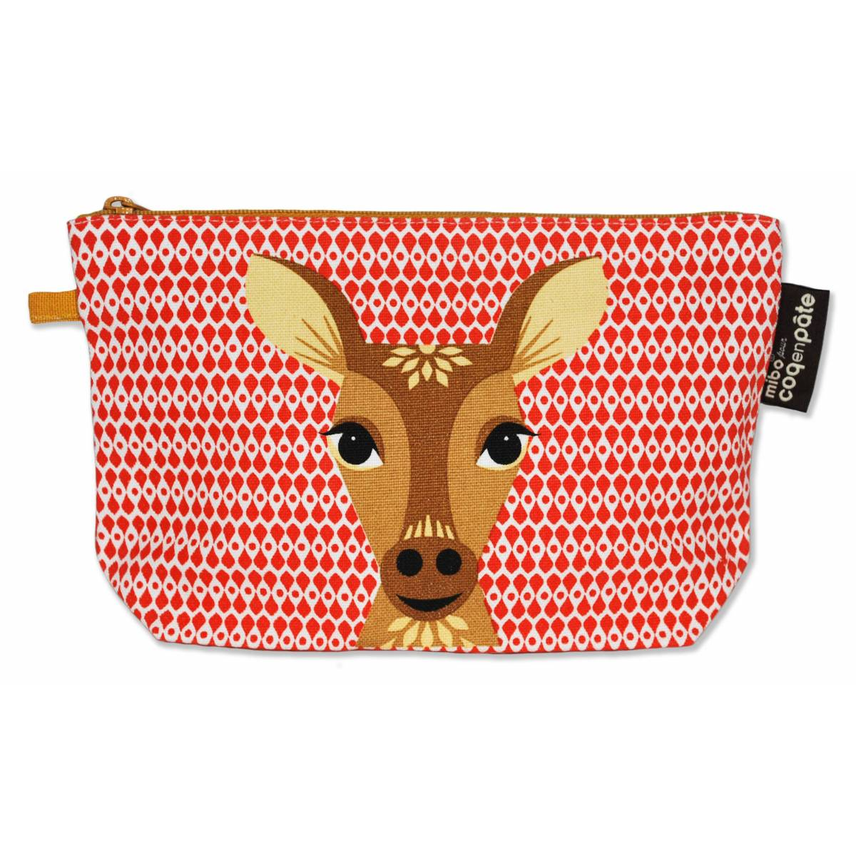 Deer pencil case