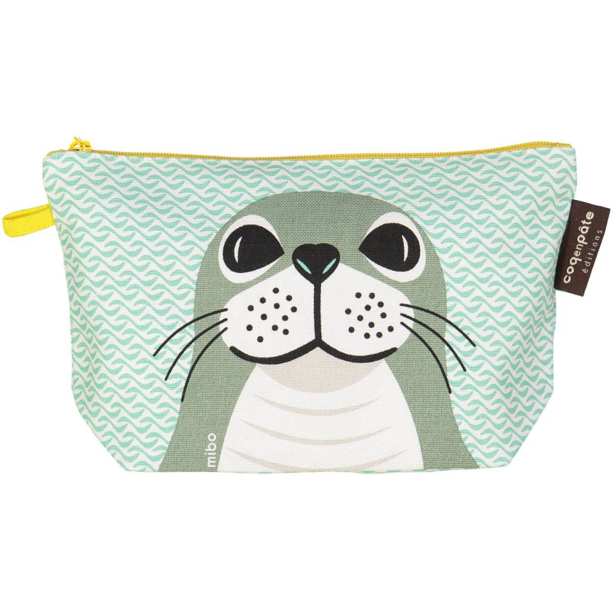 Seal pencil case