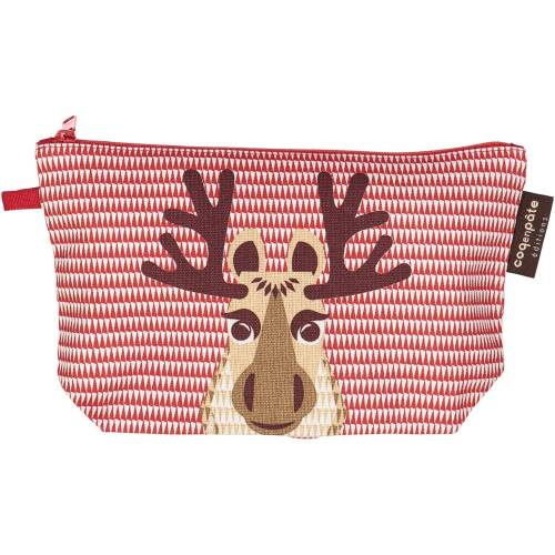 Caribou pencil case