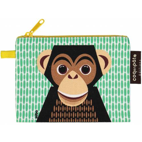 Chimpanzee purse