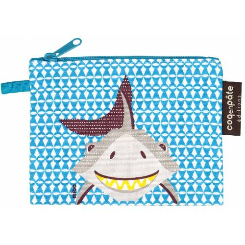 Shark purse