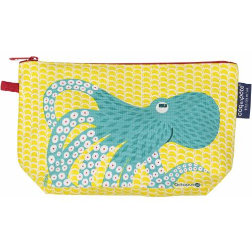 Octopus pencil case