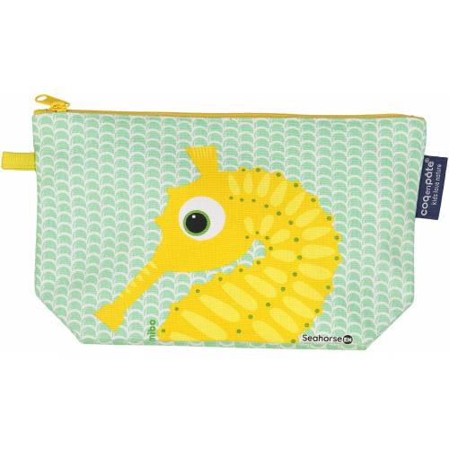 Sea horse pencil case