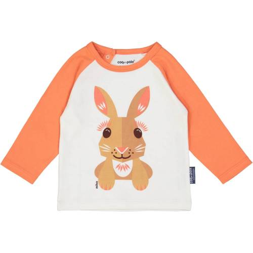 Rabbit raglan t-shirt
