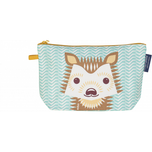 Hedgehog pencil case