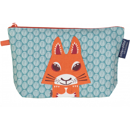 Squirrel pencil case