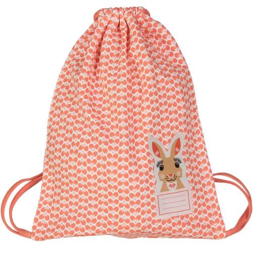 Rabbit pyjama bag