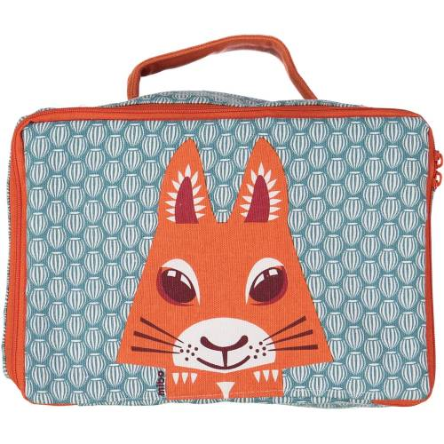 Squirrel vanity case