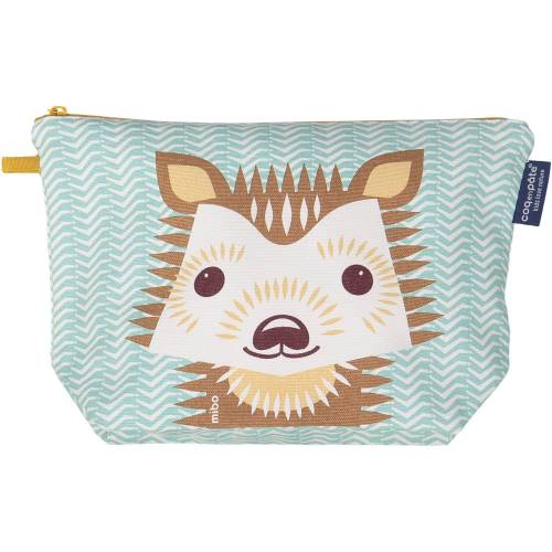 Hedgehog toilet bag