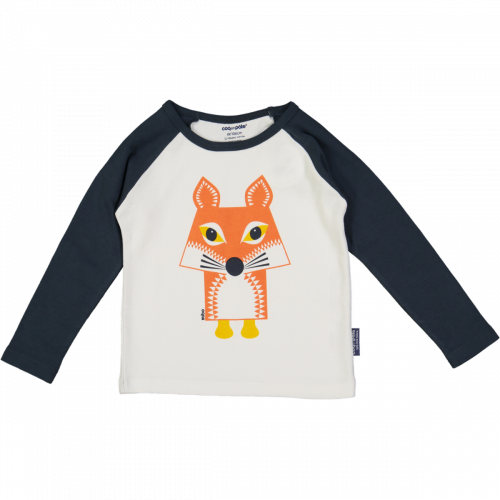 Fox raglan t-shirt