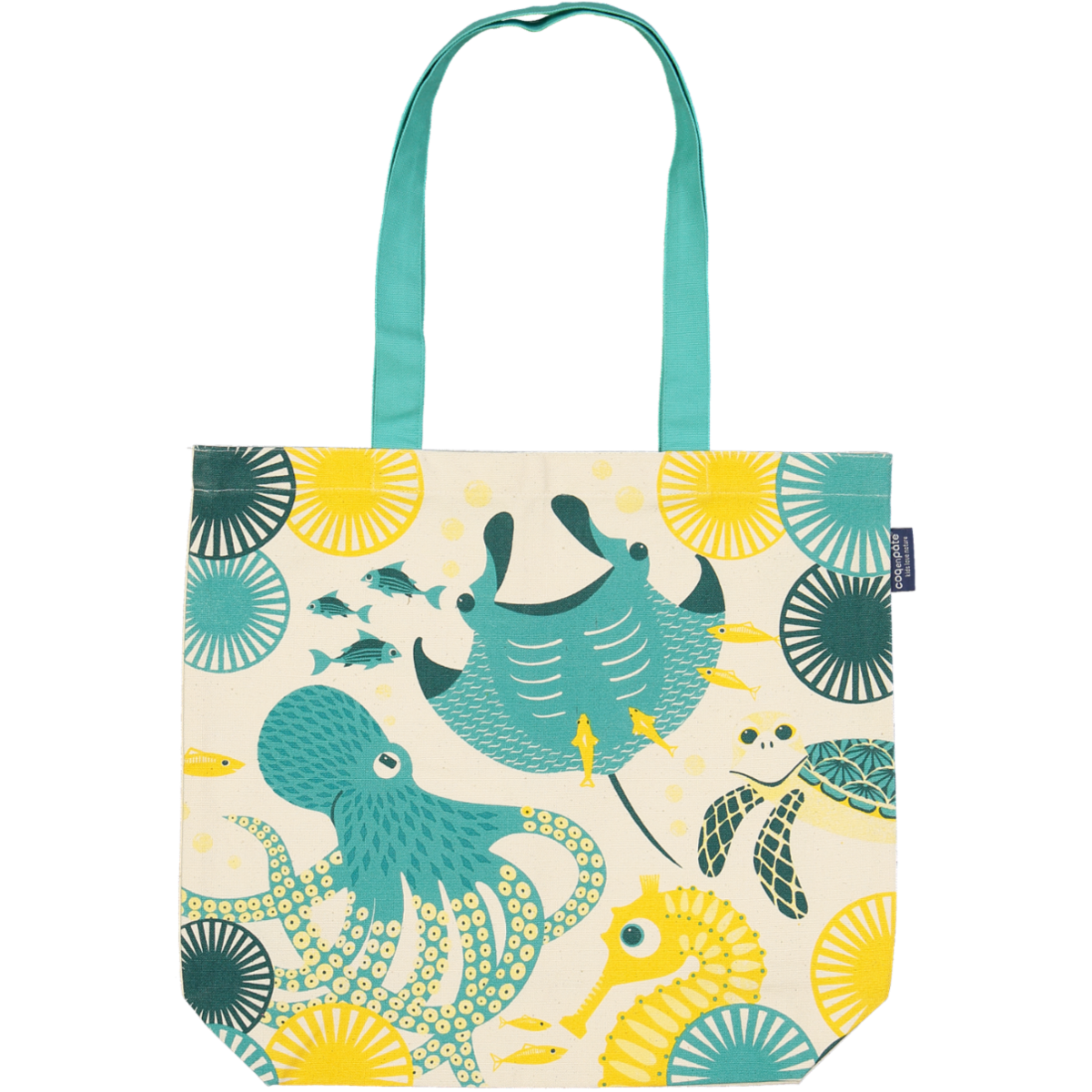 Ocean shopping bag