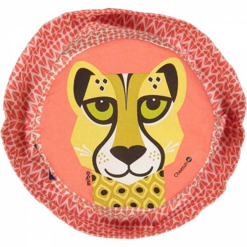 Cheetah sun hat