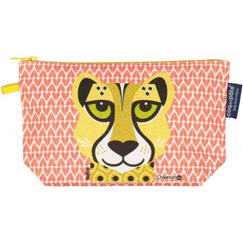 Cheetah pencil case