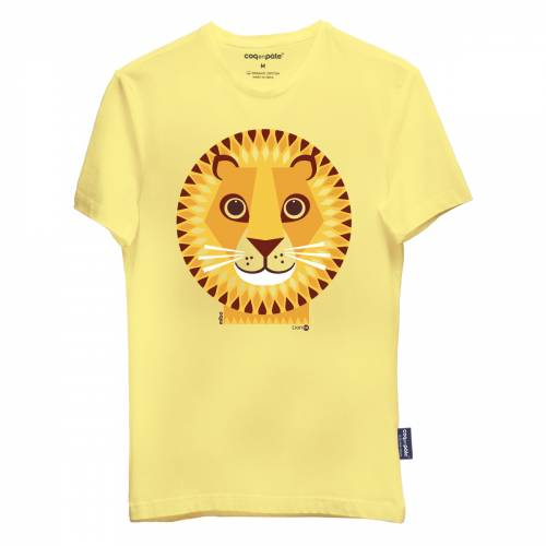 T-shirt adulte Lion