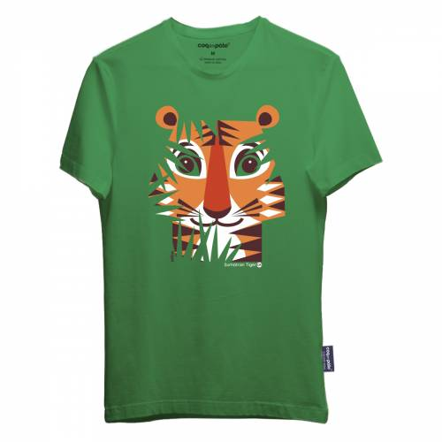 T-shirt adulte Tigre