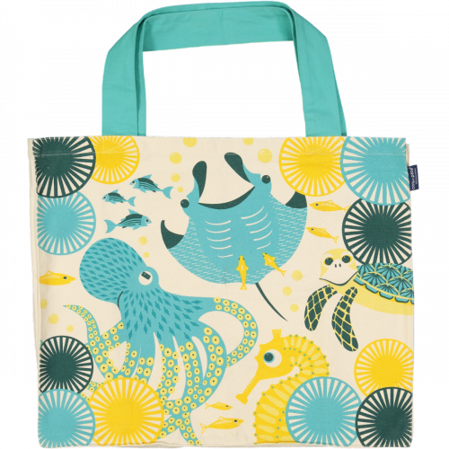 Ocean large tote bag